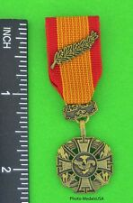 Vietnam Gallantry Cross w/ Palm Miniature mini Medal