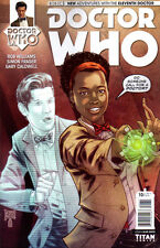 DOCTOR WHO The Eleventh Doctor #10 - Cover A - New Bagged