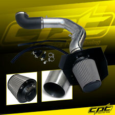 04-08 Ford F150 5.4L V8 Polish Cold Air Intake + Stainless Steel Air Filter