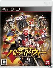 Used PS3 Kamen Rider Battride War  SONY PLAYSTATION 3 JAPAN JAPANESE IMPORT
