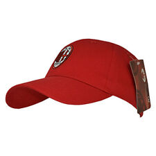 Official Licensed Football Product AC Milan Baseball Cap New Red Crest Fan Gift