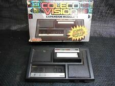 Old Vtg 1982 COLECO VISION EXPANSION MODULE #1 Atari Video Sears Vicode UNTESTED
