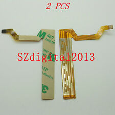2PCS/ Lens Focus Flex Cable For TAMRON AF 17-50mm II (For CANON)