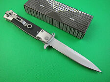 New SOG Fishing Survival Tool Lock Stainless Steel zs Saber Folding Blade Knife