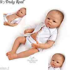 "Ashton Drake doll "" LITTLE BABY GRACE"" LIFELIKE Full Body poseable doll"