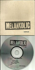 MASSIVE ATTACK Melankolic CRAIG ARMSTRONG UNRELEASED TRK PROMO CD 1998 USA