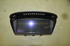 BMW E60 E63 E64 M5 M6 OEM navigation display widescreen screen 8.8 inch