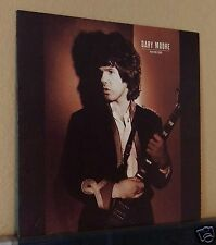 Gary Moore Run For Cover Vinyl LP Record Classic Rock Thin Lizzy Guitarist 1985