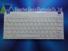 New RU Keyboard ASUS Eee PC 1015PX 1015BX 1015CX 1011PX 1011BX 1011CX white