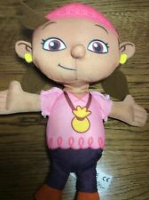 Fisher-Price Disney's Jake and The Never Land Pirates Izzy Talking Plush Doll