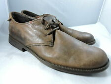 Camper Shoes Mens Oxfords Brown Size 40 (US Size 7)