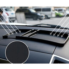 Dash Anti Non Slip Pad Sticky Mat Gadget Mobile Phone GPS Holder Container Blk