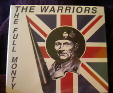 The Warriors The Full Monty CD+Bonus Tracks NEW SEALED Punk Oi! Skinhead
