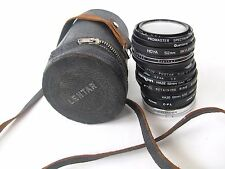 LOT OF VINTAGE FILM CAMERA LENS FILTERS VOIGTLANDER TIFFEN MARUMI NIKON HOYA