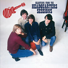 The Monkees - Selections from Headquarters Sessions - NEW SEALED RED LP demos,