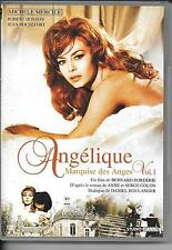 DVD ZONE 2--ANGELIQUE MARQUISE DES ANGES VOL 1--MERCIER/HOSSEIN/ROCHEFORT/