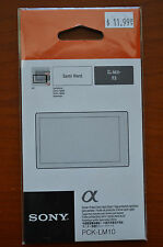 Sony Screen Protector Semi Hard Sheet PCK-LM10 NEX-F3