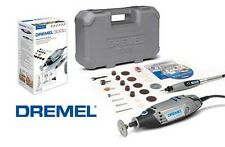 Dremel 3000 Multitool 3000-1/25 300025 Ez Serie 25 + Accs. + Flex Shaft + Chuck