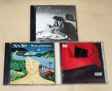 3 CD RACCOLTA-BILLY JOEL-THE STRANGER-River of Dreams-Storm Front