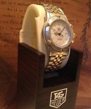 Tag Heuer 1500 WD1221 Two Tone Stainless Steel / Gold Men's Wrist Watch