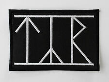 TYR FOLK METAL EMBROIDERED PATCH VINTERSORG ENSLAVED TURISAS MANEGARM BORKNAGAR