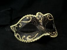 Masquerade Mask Venetian Costume Ball Prom Halloween Valentines Costume party