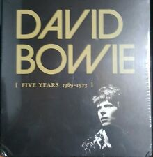 David Bowie - Five Years (1969-1973) - 12 CD (2015)