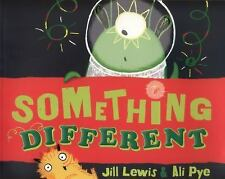 Something Different (The Little Somethings), Lewis, Jill, New Books
