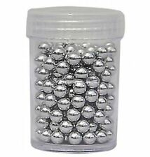 200 Airsoft 6mm Aluminium BB Gun Metal Polished High Quality Pellets Bullets