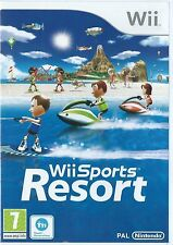 Wii Sports Resort Nintendo Wii PAL FAST & FREE Delivery