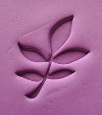 Leaf Tree Resin Seal Soap Stamp For Handmade Soap Candle Candy Stamp Fimo