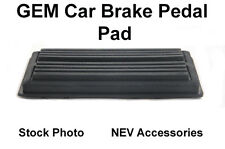 Polaris GEM Car Parts , Brake Pedal Replacement Pad  NEW - Free Shipping