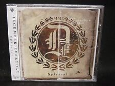 DECEMBER EVERYDAY Upheaval JAPAN CD Counterparts For The Fallen Dreams Hundredth
