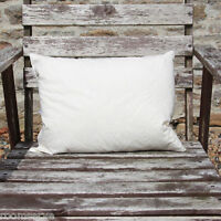 Duck Feather Cushion Pad - Various Rectangular Sizes