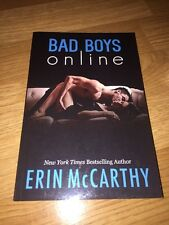 Bad Boys Online ~ Erin McCarthy ~ New Cover 2014 ~ Romance