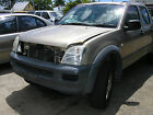 WRECKING HOLDEN RODEO RA 4WD D/CAB UTE MANUAL $1 WHEEL NUT ONLY FOR PARTS