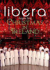 LIBERA: ANGELS SING - CHRISTMAS IN IRELAND (NEW DVD)