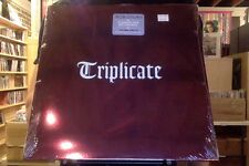 Bob Dylan Triplicate 3xLP sealed 180 gm vinyl + download
