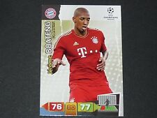 JEROME BOATENG BAYERN MUNICH UEFA PANINI FOOTBALL CHAMPIONS LEAGUE 2011 2012