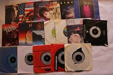 Job Lot -18 x Classic Rock singles-All Listed- Sabbath,Rainbow,UFO,Nazareth,Quo