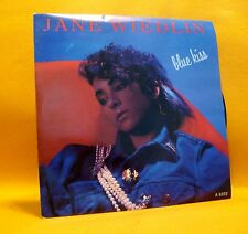 "Vinyl 7"" Single 45 Jane Wiedlin Blue Kiss 2TR 1985 (MINT) ! Pop Rock"