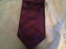 New BRIONI  made in Italy   Woven Silk Neck Tie MSRP $215!