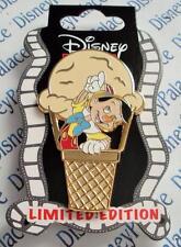 Disney DSF DSSH Pinocchio Ice Cream Hot Air Balloon LE 400 Pin