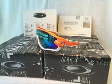 Sunglasses Polarized OAKLEY#JAWBREAKER Orange/Fire IRIDIUM ALL