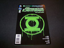 NEW 52 GREEN LANTERN ANNUAL #1 1ST PR DC COMICS RISE OF THE THIRD ARMY PROLOGUE