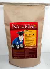 FREE 6KG WITH PURCHASE OF 20KG NATUREAL LAMB & RICE ADULT PREMIUM DOG FOOD