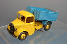 DINKY TOYS MODEL  No.410 BEDFORD END TIPPER  TRUCK  ' RARE COLOUR'