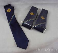 NEW 3 x Sultan of Oman's Omani Royal Armed Forces RAF Blue Tie