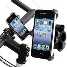 iPhone 4 4S Bicycle Bike Plastic Mount Holder Cradle Handlebar Cradle Phone