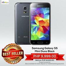 Samsung Galaxy S5 Mini Duos Black - Gamextremephils lmy COD
